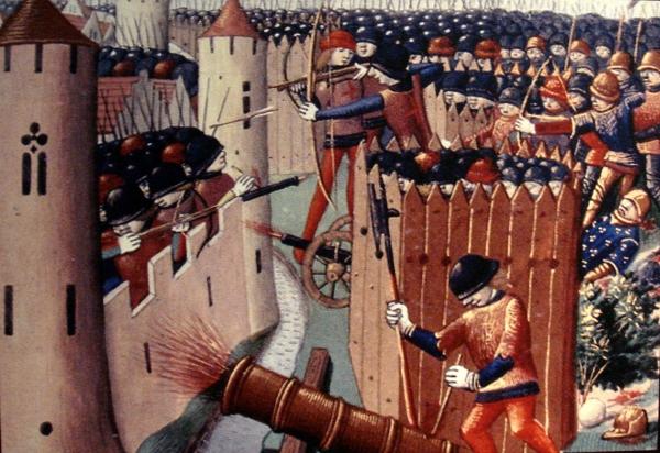 Życie w średniowiecznym zamku Gies Francis