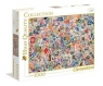 Puzzle Hugh quality collection Stamps 1000