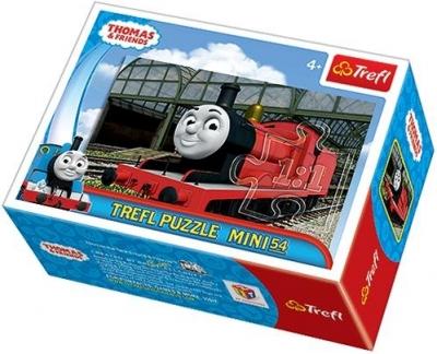 Puzzle 54 mini Tomek i Przyjaciele 1 TREFL (19387)