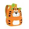Plecak neoprenowy tygrys żółty