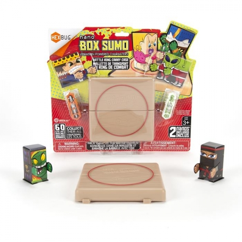 Hexbug Box Sumo ring do walk ast.