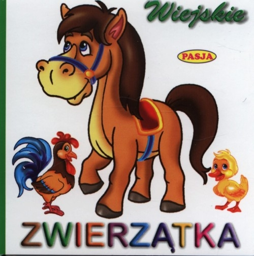 Wiejskie zwierzątka Budek Mariola, Kaliska Zofia