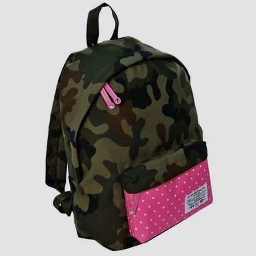 Plecak młodzieżowy Moro z różowym