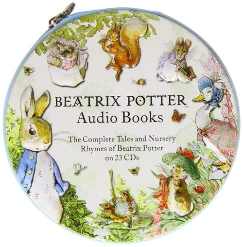 Beatrix Potter 1-23  (Audiobook) Potter Beatrix
