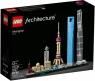 Lego Architecture: Szanghaj (21039)