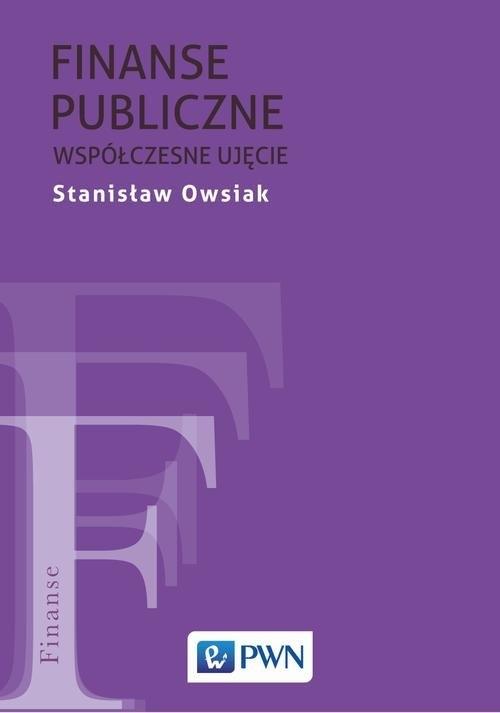 Finanse publiczne Owsiak Stanisław