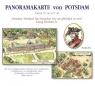 Potsdam Panorama Mapa pamiątkowa