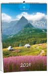 Kalendarz 2019 7 Planszowy Tatry EV-CORP