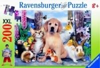 Puzzle 200 XXL Przyjaciel rodziny (126880) RAP127207
