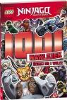 Lego Ninjago 1001 naklejek Ścigaj się i walcz!