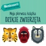 Montessori. Moja pierwsza książka. Dzikie zwierzęta Piroddi Chiara