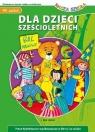 40 zadań dla dzieci sześcioletnich praca zbiorowa