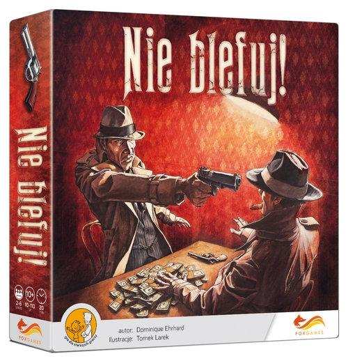 Nie blefuj! (GRY000008) Dirscherl Wolfgang