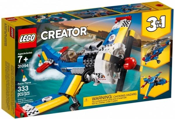 Lego Creator: Samolot wyścigowy (31094)