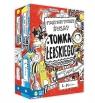 Pakiet Tomek Łebski. Fantastyczny świat Tomka Łebskiego. Fantastyczne Pichon Liz