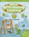 Our Discovery Island 1. Zeszyt ćwiczeń z płytą CD. Wariant łagodny