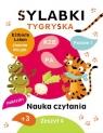 Sylabki Tygryska. Nauka czytania Poziom 3. Zeszyt 4