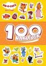 Kot-o-ciaki - 100 naklejek