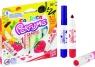 Pisaki zapachowe Perfume Maxi 8 kolorów