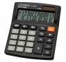 Kalkulator biurowy Citizen SDC-812NRczarny, 12-cyfrowy