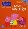 Świnka Peppa 2 Mała świnka + DVD