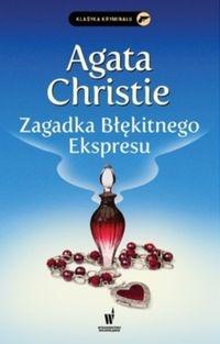 Zagadka błękitnego ekspresu Christie Agata