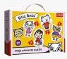 Puzzle Baby Classic 4w1: Wesoła Kicia Kocia (36088)