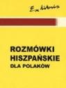Rozmówki hiszpańskie dla Polaków