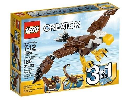 Lego Creator Groźny władca przestworzy 3 w 1  (31004)
