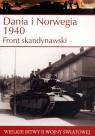 Wielkie bitwy II wojny światowej. Dania i Norwegia 1940. Front skandynawski + DVD