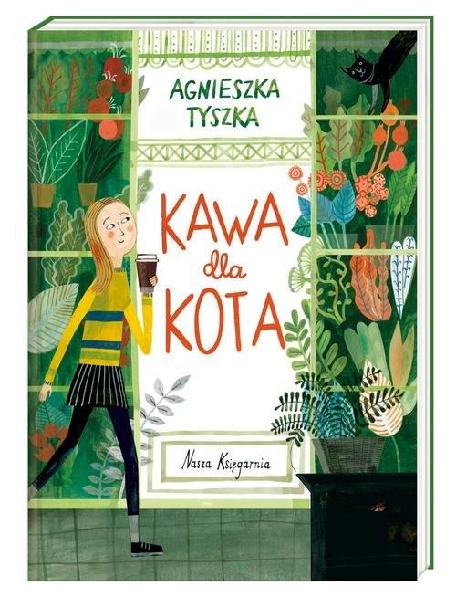 Kawa dla kota (Uszkodzona okładka) Tyszka Agnieszka