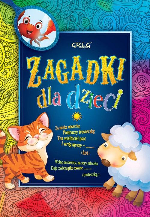 Zagadki dla dzieci Strzeboński Grzegorz