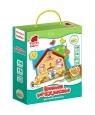 Domek przyjaciół - gra edukacyjna (RK1040-02) Wiek: 3+