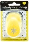 Dziurkacz ozdobny 2,5cm śnieżynka (JCDZ-110-145)