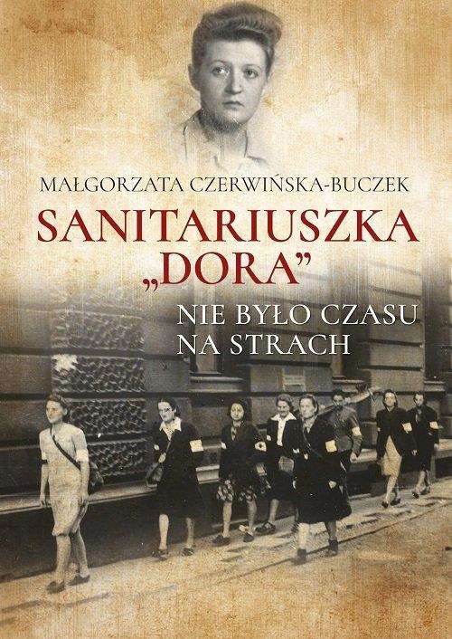Sanitariuszka Dora Czerwińska-Buczek Małgorzata