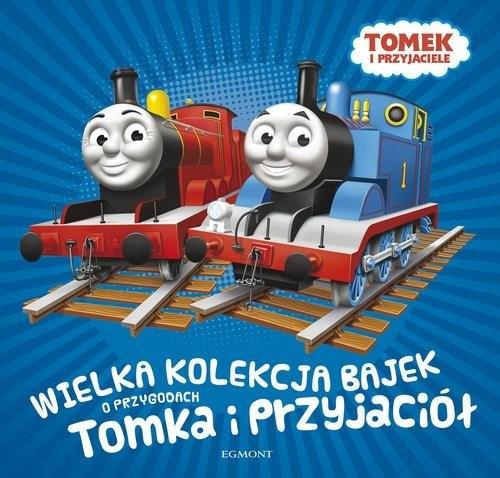 Wielka kolekcja bajek o przygodach Tomka i przyjaciół (Uszkodzona okładka)