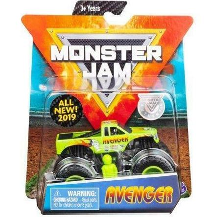 Monster Jam 1:64 - auto Avenger (6044941/20105706)