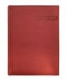 Terminarz A5 Print 2022 - czerwony praca zbiorowa