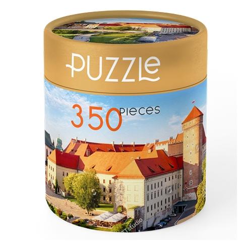 Puzzle 350: Polskie miasta - Kraków (DOP300387)