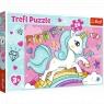 Puzzle Maxi 24: Słodki jednorożec (14302) Wiek: 3+