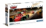 Puzzle 1000: The Art of Collection Panorama Disney Cars