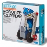 Mecho Pojazdy silnikowe: Robot ze szczypcami (3405)