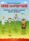 Cienie logopedyczne Ćwiczenia utrwalające wymowę głosek syczących