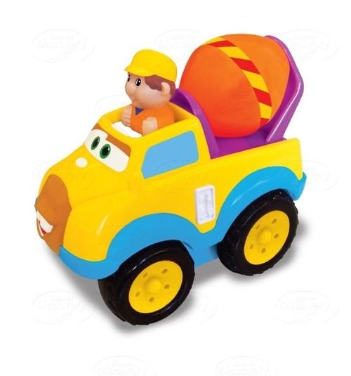 Pojazdy budowlane Betoniarka