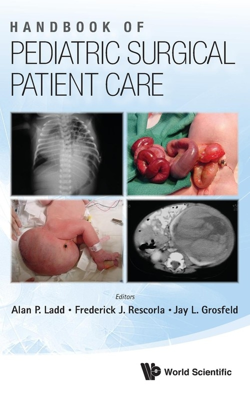 Handbook of Pediatric Surgical Patient Care