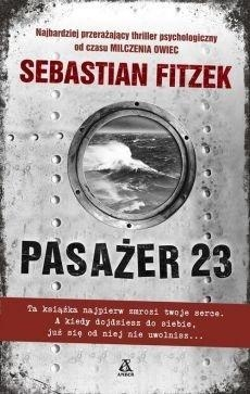 Pasażer 23 pocket Sebastian Fitzek