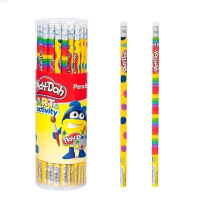 Ołówek Starpak Play Doh z gumką (455160)