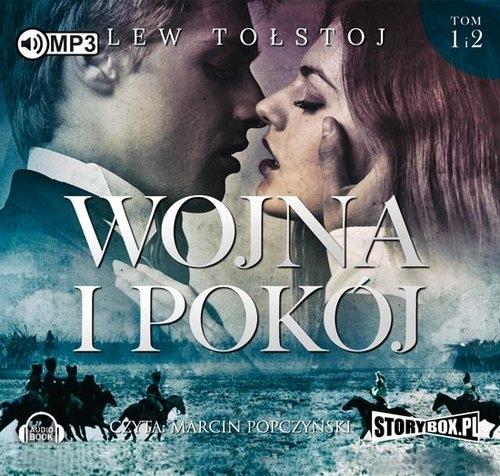 Wojna i pokój Tom 1 i 2  (Audiobook) Tołstoj Lew