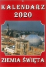 Kalendarz 2020 Ziemia święta ADAM