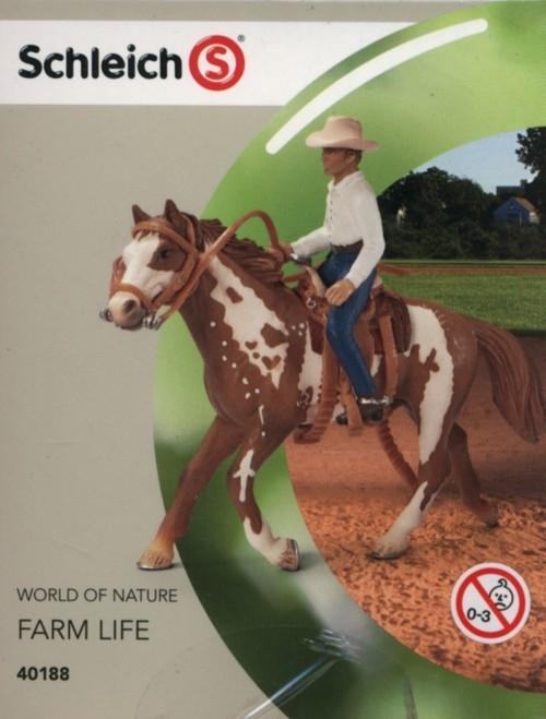 Farmer + zestaw do jazdy konnej (40188)